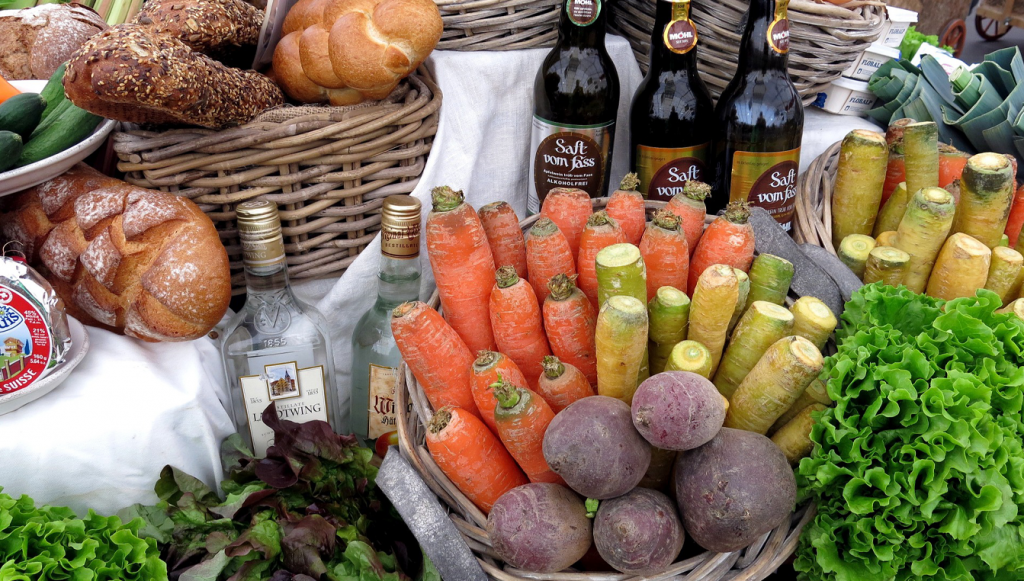 Country Marketing Small Farms and Local Food & Drink Image